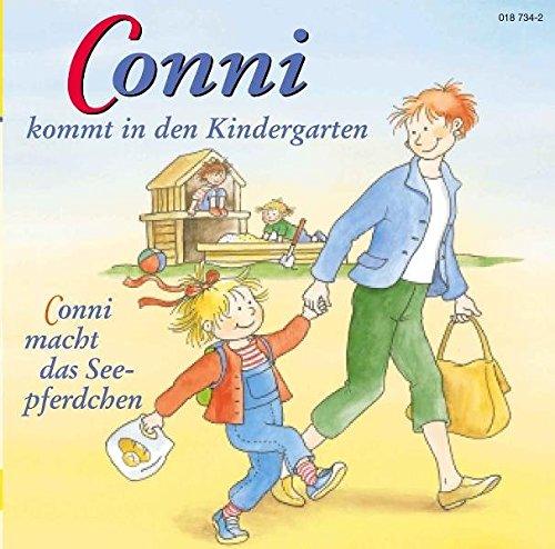 Conni 1 kommt in den Kindergarten. Conni macht das Seepferdchen. CD