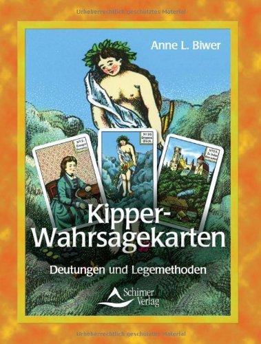 9783897671133: Kipper-Wahrsagekarten.