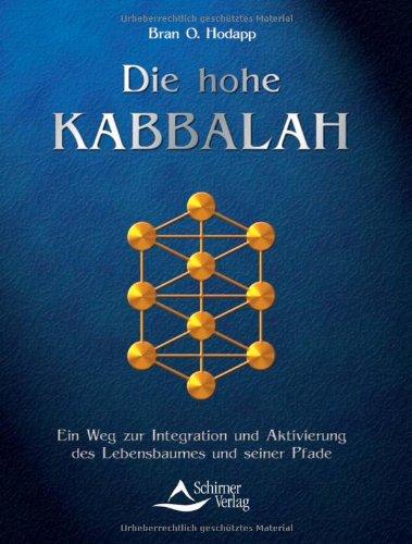 9783897671270: Die hohe Kabbalah