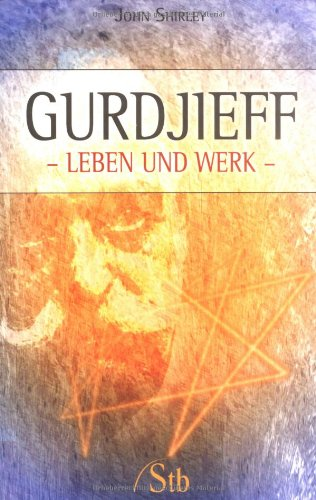 9783897675162: Gurdjieff: Leben und Werk