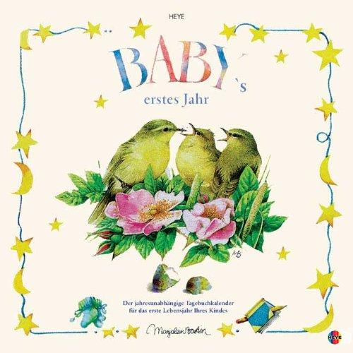 9783897687424: Baby's erstes Jahr.
