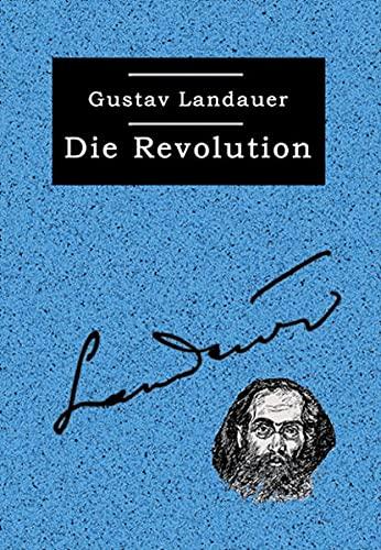 9783897719064: Die Revolution.