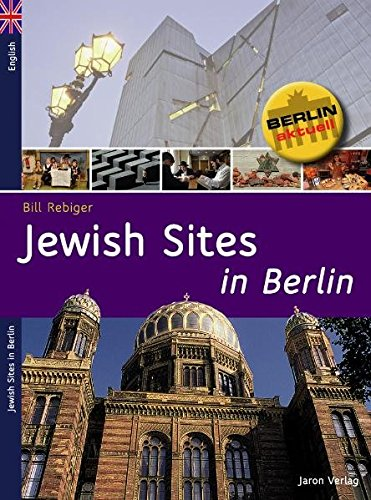 9783897732377: Jewish Sites in Berlin