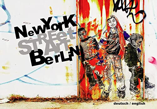 9783897736467: Street Art: New York  Berlin