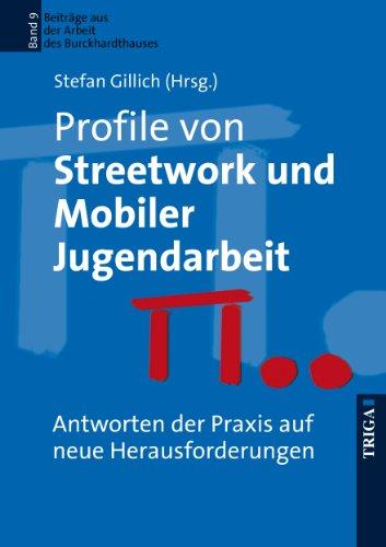 9783897743847: Profile von Streetwork und Mobiler Jugendarbeit