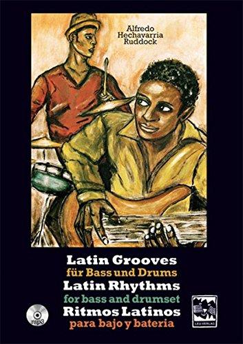9783897751309: Latin Grooves für Bass und Drums, Latin rhythms for Bass & Drumset, Ritmos Latinos para Bajo y Bateria