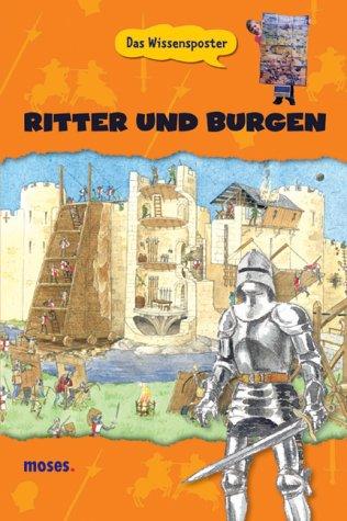 9783897772038: Ritterburg - Das Wissensposter