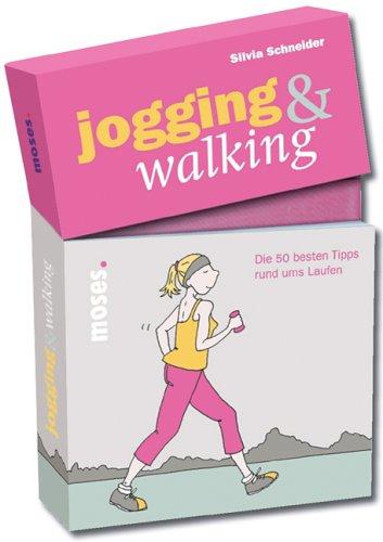 9783897773165: jogging & walking. Die 50 besten Lauf-Tipps
