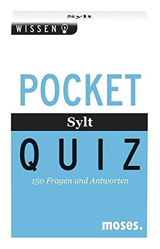 9783897774797: Sylt. Pocket Quiz: 150 Fragen & Antworten
