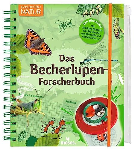 9783897775770: Expedition Natur. Das Becherlupen-Forscherbuch: Aktiv die Natur entdecken!