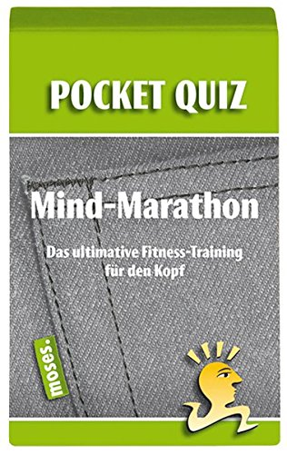 9783897776142: Pocket Quiz Mind-Marathon