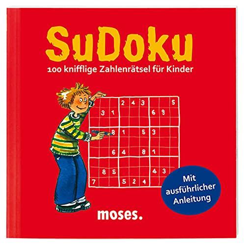 Sudoku: 100 knifflige Zahlenrätsel: Saan, Anita van