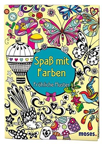 9783897777057: Spaß mit Farben - Fröhliche Muster