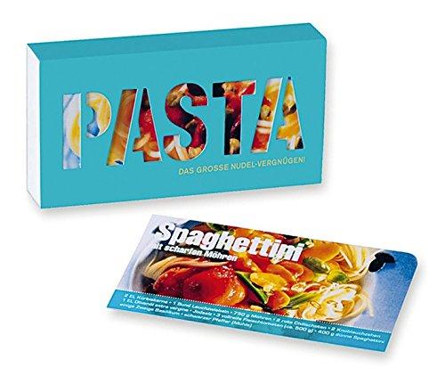 9783897777309: Kochbox Pasta: Die besten Rezepte f�r alle Fans der italienischen K�che!