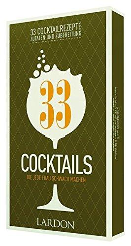 9783897777361: Genussbox Cocktails: Die jede Frau schwach machen!