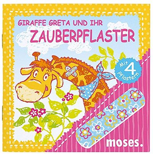 9783897777644: Giraffe Greta und ihr Zauberpflaster