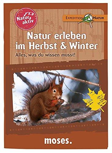 Natur erleben im Herbst & Winter Cover