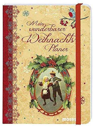 9783897778153: Mein wunderbarer Weihnachtsplaner