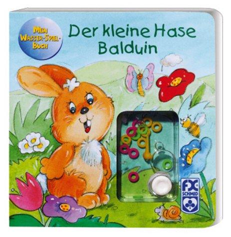 9783897820760: Der kleine Hase Balduin