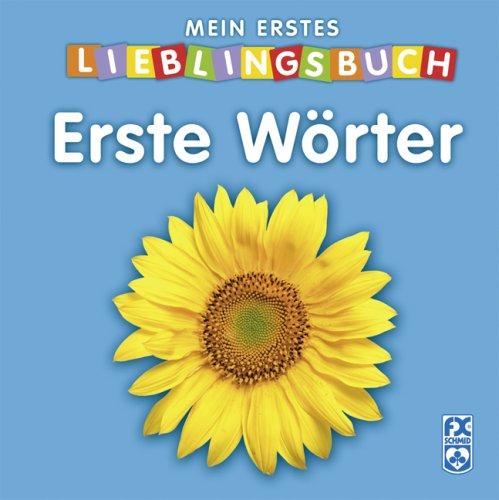 9783897821088: Mein erstes Lieblingsbuch - W�rter