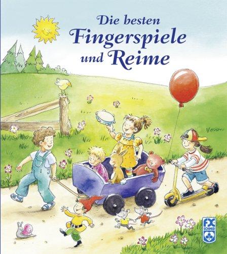 9783897822146: Die besten Fingerspiele und Reime