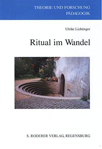 Ritual im Wandel: Ulrike Lichtinger