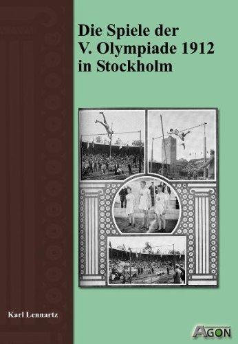 9783897843646: Die Spiele der V. Olympiade 1912 in Stockholm