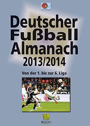9783897844056: Deutscher Fu�ball-Almanach: Saison 2013/2014