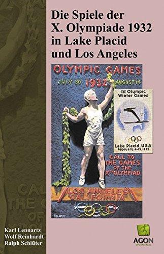 Die Spiele der X. Olympiade 1932 in Lake Placid und Los Angeles: Wolf Reinhardt