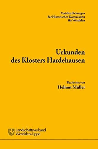Urkunden des Klosters Hardehausen