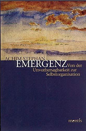 Emergenz: Achim Stephan