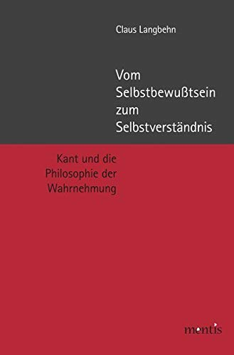 Vom Selbstbewußtsein zum Selbstverständnis: Claus Langbehn