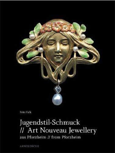 Jugendstil-Schmuck aus Pforzheim // Art Nouveau Jewellery from Pforzheim: Fritz Falk