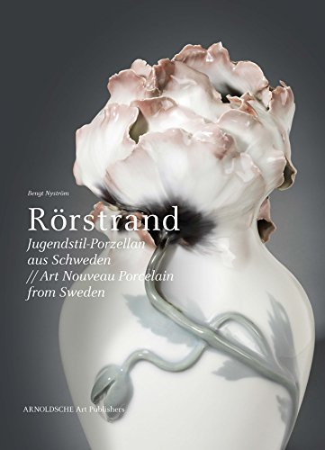 RORSTRAND Art Nouveau Porcelain from Sweden. Collectio Hans schmidts