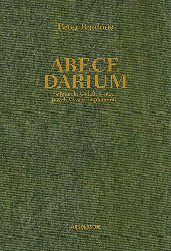 Abecedarium: Peter Bauhuis (author),