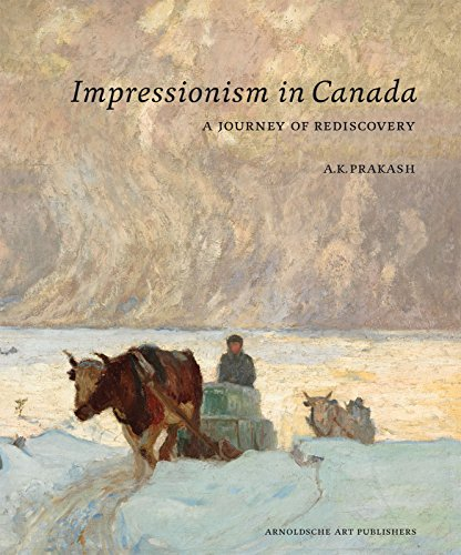 9783897904279: Impressionism in Canada: A Journey of Rediscovery