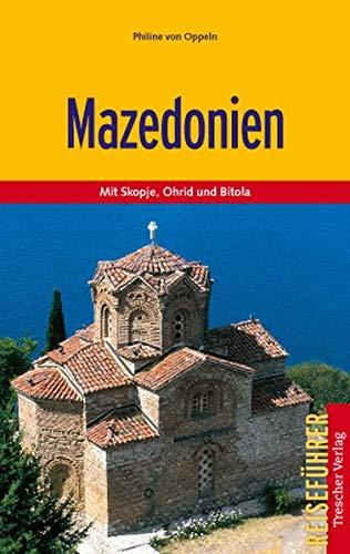 9783897942134: Mazedonien - Mit Skopje, Ohrid und Bitola