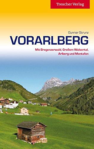 9783897942806: Vorarlberg: Mit Bregenzerwald, Gro�em Walsertal, Arlberg und Montafon