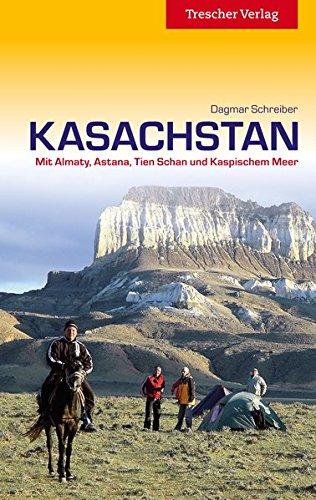 9783897942851: Kasachstan - Mit Almaty, Astana, Tien Shan und Kaspischem Meer