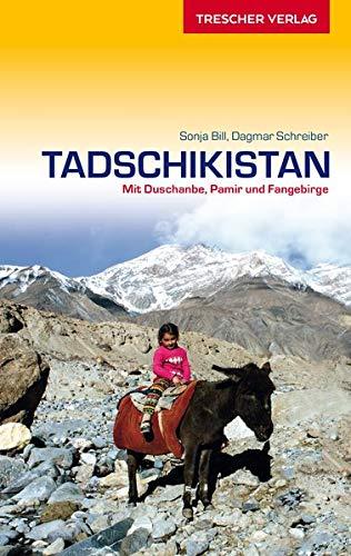 9783897942912: Tadschikistan: Zwischen Duschanbe, Pamir und Fangebirge
