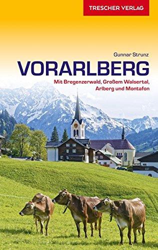 9783897943384: Vorarlberg: Mit Bregenzerwald, Gro�em Walsertal, Arlberg und Montafon