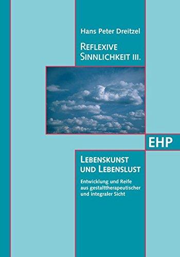 9783897970526: Reflexive Sinnlichkeit. Bd.3