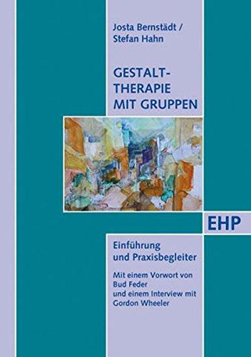 9783897970656: Gestalttherapie mit Gruppen: Handbuch für Ausbildung und Praxis