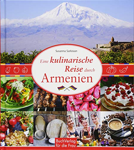 9783897984431: Eine kulinarische Reise durch Armenien