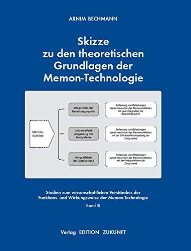 Skizze zu den theoretischen Grundlagen der Memon-Technologie: Arnim Bechmann