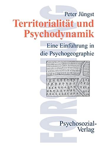 9783898060028: Territorialität und Psychodynamik