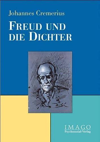 9783898061957: Freud und die Dichter