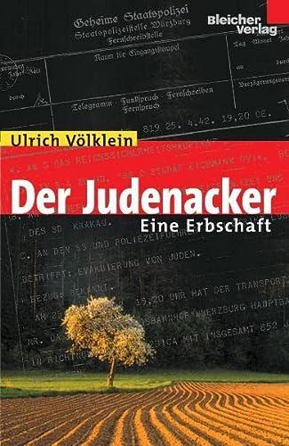 9783898069809: Der Judenacker