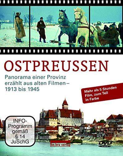 9783898091107: Ostpreußen, 5 DVDs