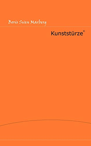 9783898116138: Kunstst Rze (German Edition)
